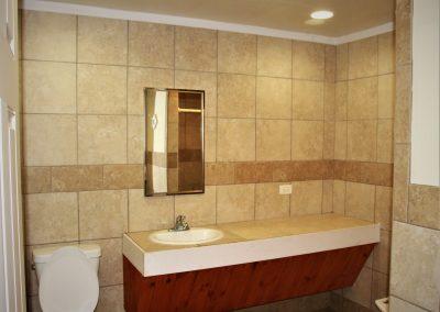 RV Family Bathroom